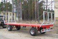 Przyczepa T-608 - do bel